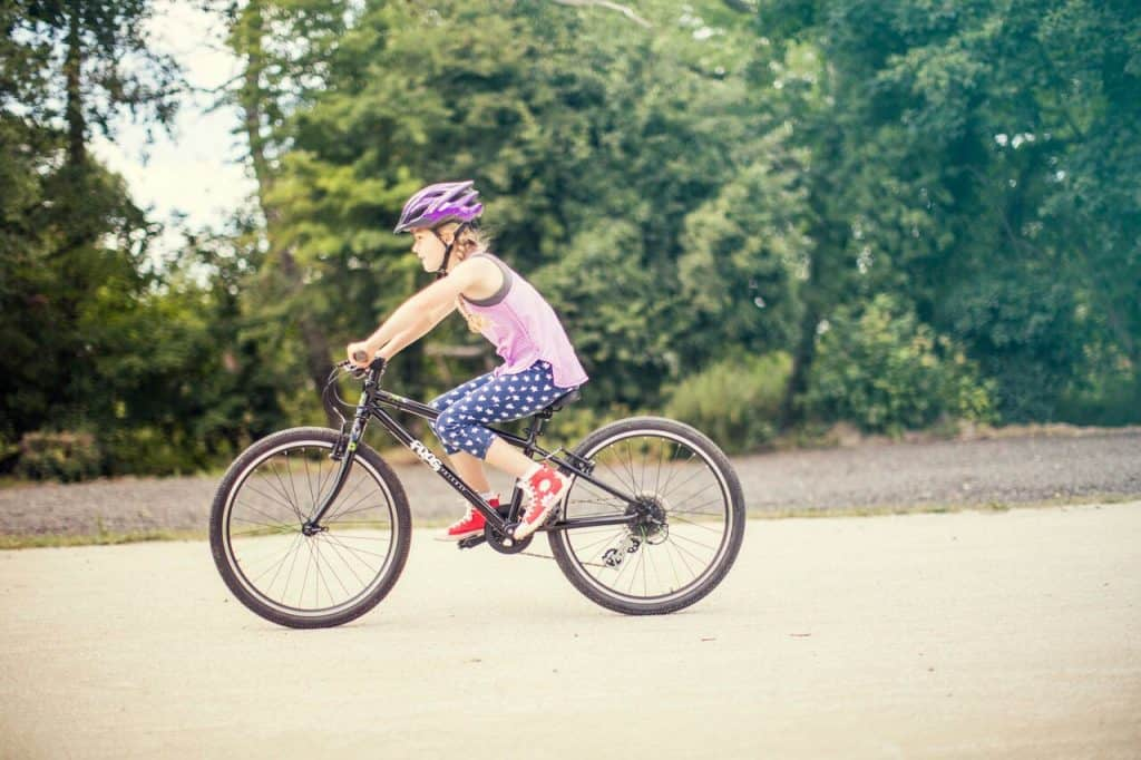 Kids And Cycling